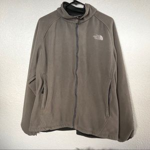 North Face Hommes Mens Jacket Grey